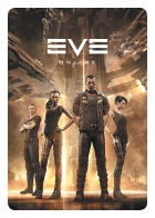 EVE Online Minmitar Art Poker Deck (Standard Suit)