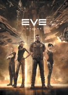 EVE Online Minmitar Art Poker Deck (Eve Race Suit)