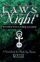 Laws of the Night: Storytellers Guide