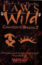 Laws of the Wild: Changing Breeds 2
