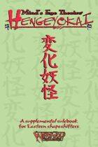 Hengeyokai: Way of the Beast Courts