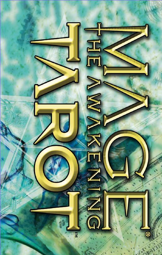 Mage The Awakening Tarot - White Wolf | Mind's Eye Theatre