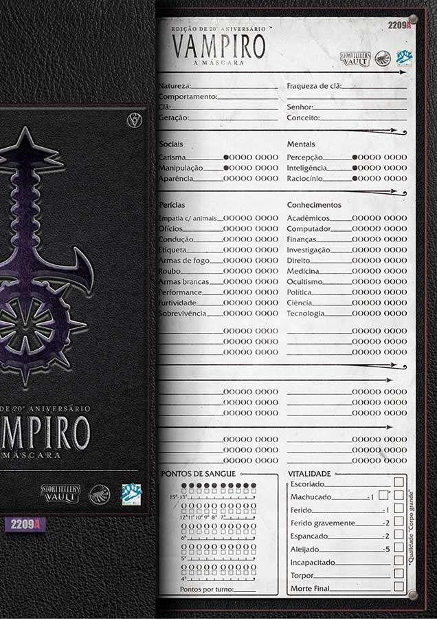 vampire 5th edition character creator