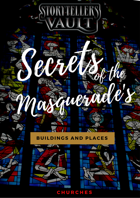 Secrets' photo pack: churches
