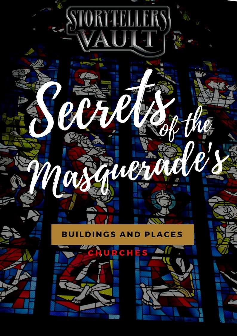 Secrets' photo pack: churches