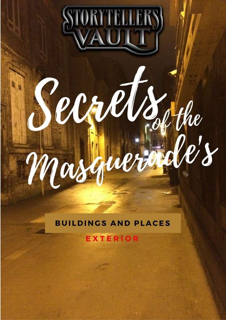 Secrets' photo pack: exterior (p.1)
