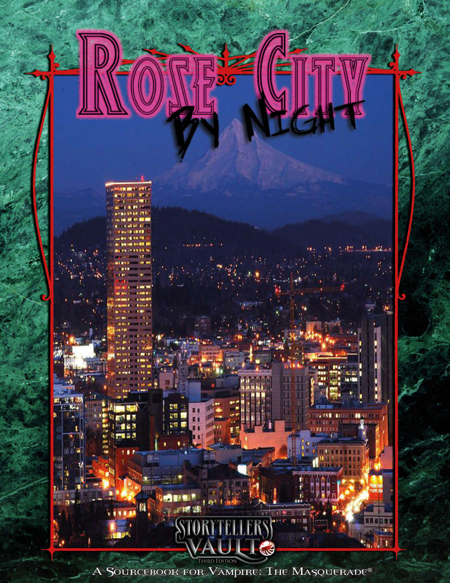 Rose City by Night