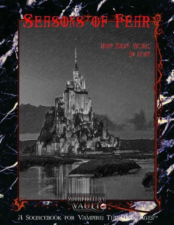 Seasons of Fear: Mont Saint-Michel by Night