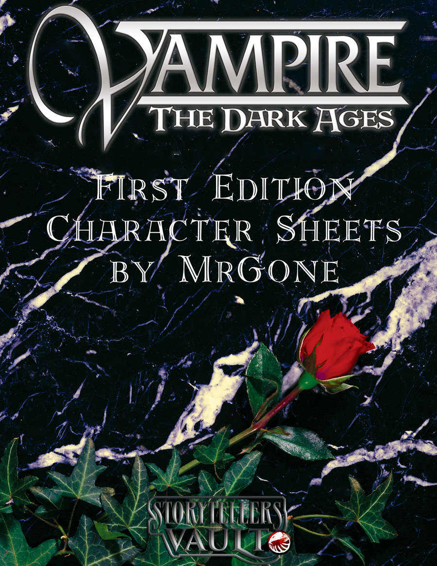 mrgone 39 s vampire the dark ages first edition character sheets white wolf storytellers vault. Black Bedroom Furniture Sets. Home Design Ideas