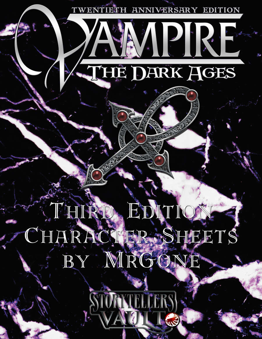 mrgone 39 s vampire the dark ages third edition character sheets white wolf storytellers vault. Black Bedroom Furniture Sets. Home Design Ideas