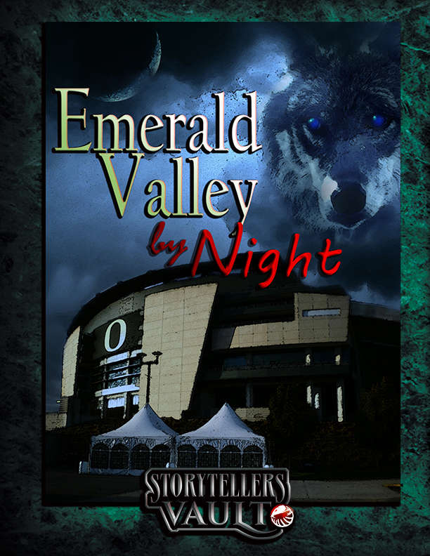 Emerald Valley by Night