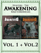 Hunters The Awakening Solo Chronicles