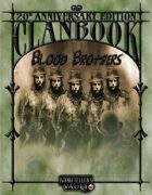 Clanbook: Blood Brothers