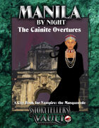 Manila by Night: The Cainite Overtures
