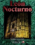 León Nocturno (Cuarta Edición)