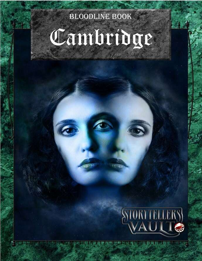 Bloodline Cambridge A Daytona By Night Supplement