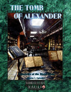 The Tomb of Alexander (Chronicles of the Blood Moon, 1)