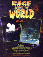 Rage Across the World Volume 1