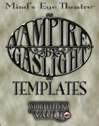 Minds Eye Theatre: Vampire By Gaslight