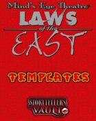 Minds Eye Theatre: Laws of the East