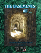 The Basements of...(Chronicles of the Blood Moon, 5)