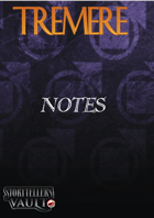 Tremere Note Editable