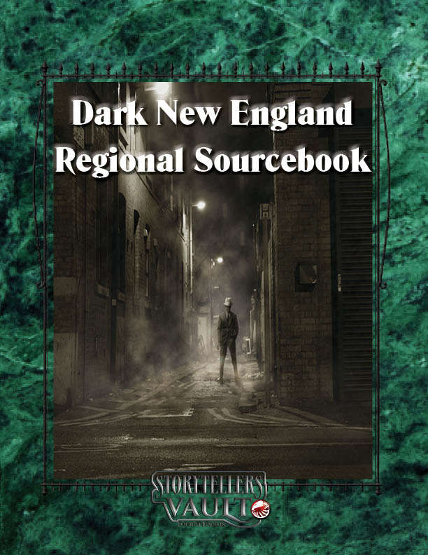 Dark New England