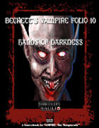 Beckett's Vampire Folio 10:  Hands of Darkness