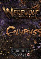 Werewolf: The Apocalypse Glyphs