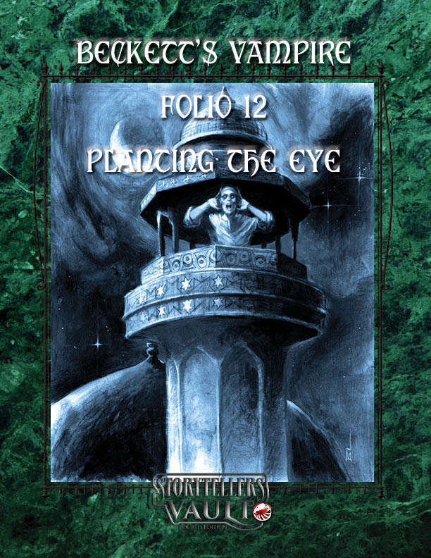 Beckett's Vampire Folio 12: Planting the Eye