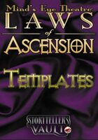 Minds Eye Theatre: Laws of Ascension
