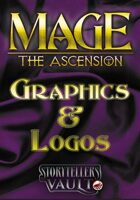 Mage: The Ascension Graphics & Logos