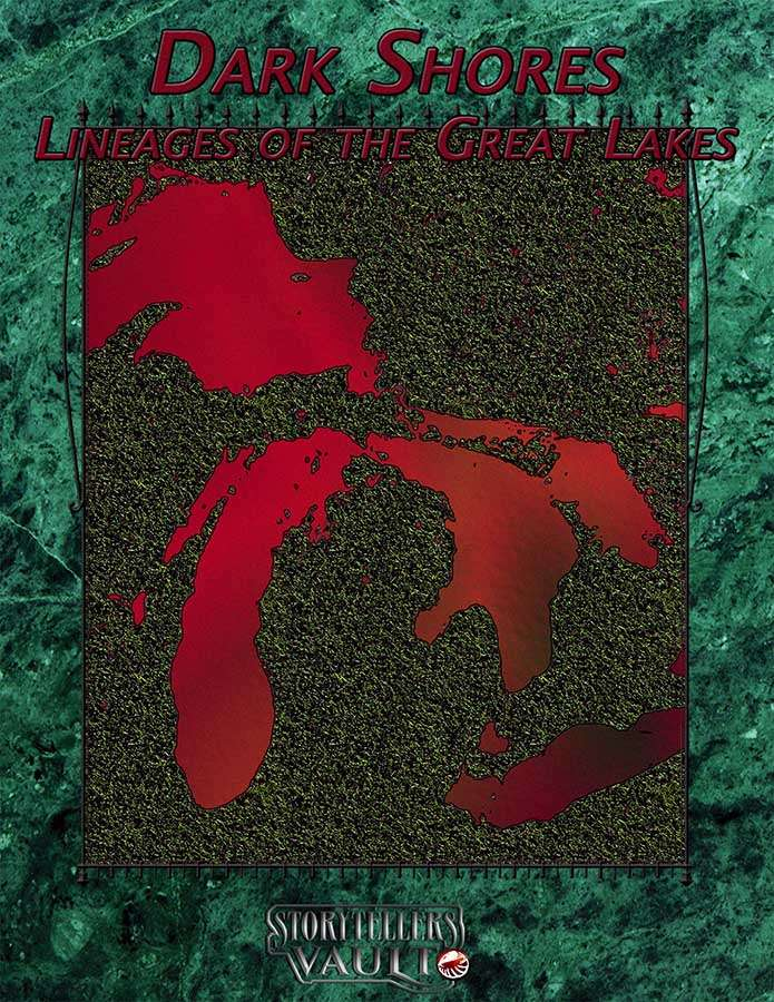 Dark Shores: Lineages  of the Great Lakes
