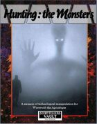 Hunting: the Monsters
