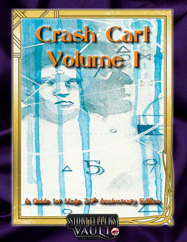Progenitors Crash Cart, Issue 1