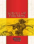 Scroll of Firearms