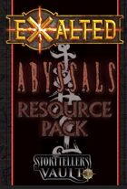 Exalted: Abyssals Resource Pack