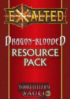 Exalted: Dragon Blooded Resource Pack