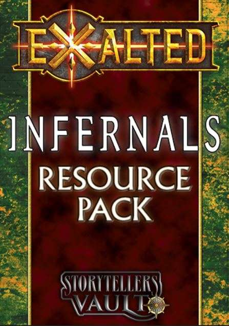 Exalted: Infernals Resource Pack - White Wolf | Storytellers