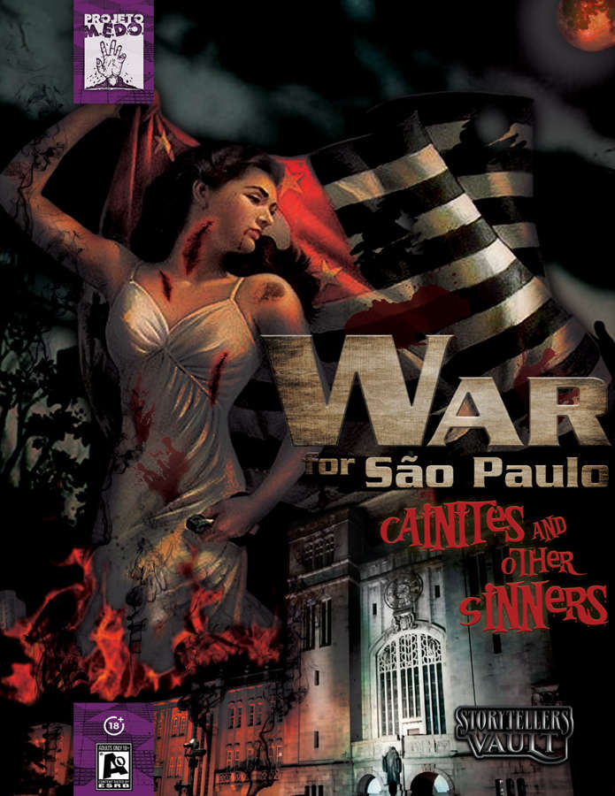 Preview of War For São Paulo - Cainites And Other Sinners