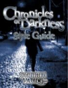 Chronicles of Darkness Storytellers Vault Style Guide