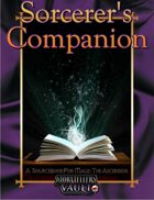 Sorcerer's Companion