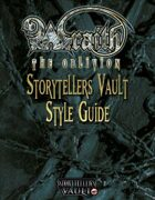 Wraith: The Oblivion Style Guide