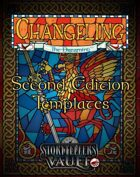 Changeling: The Dreaming 2nd Edition Templates