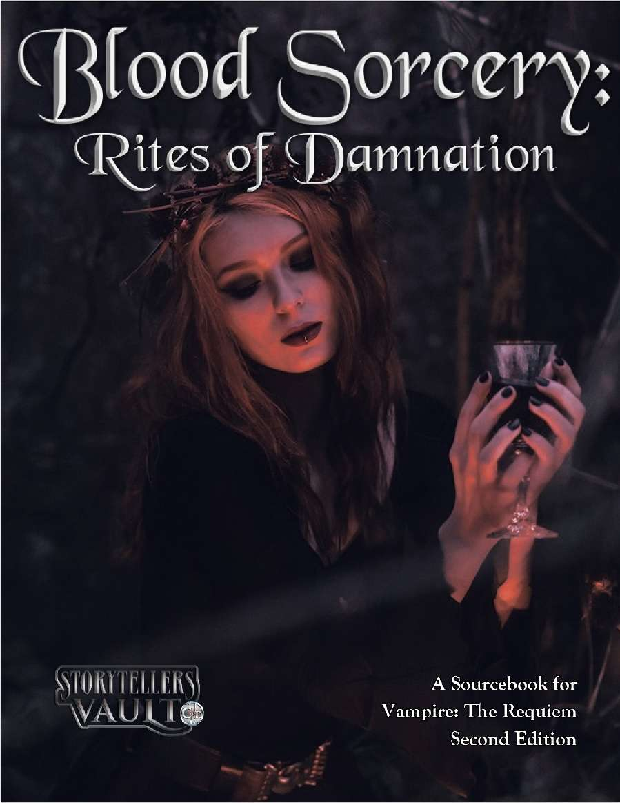 Blood Sorcery: Rites of Damnation