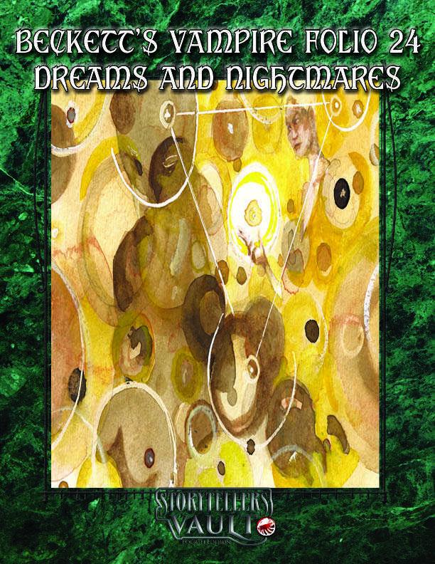 Beckett's Vampire Folio 24: Dreams and Nightmares