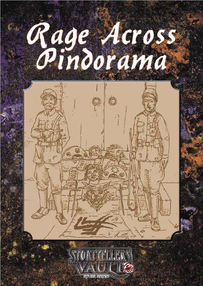 Rage Across Pindorama