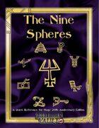 The Nine Spheres