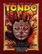Black Fire Over Tondo
