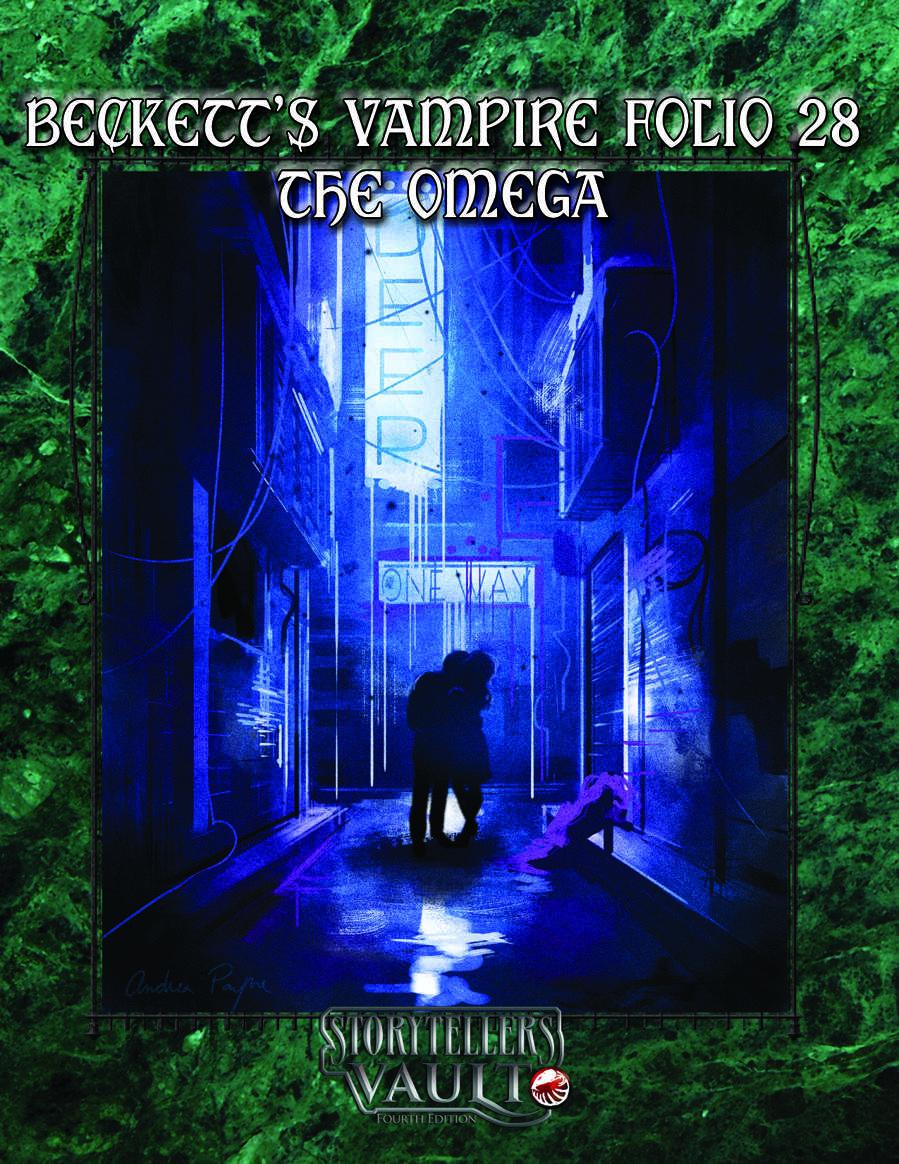 Beckett's Vampire Folio 28: The Omega